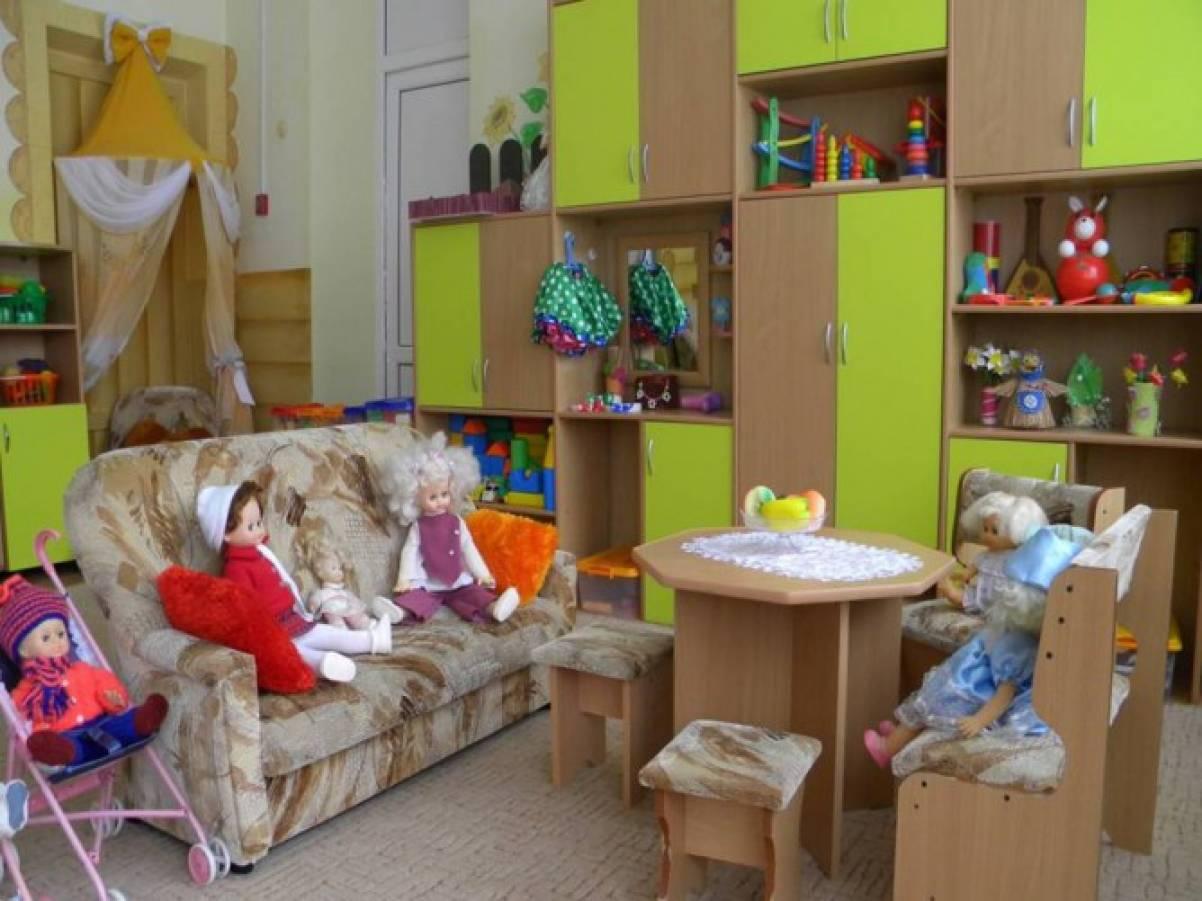 Оформление детского сада. Организация предметно-развивающей среды