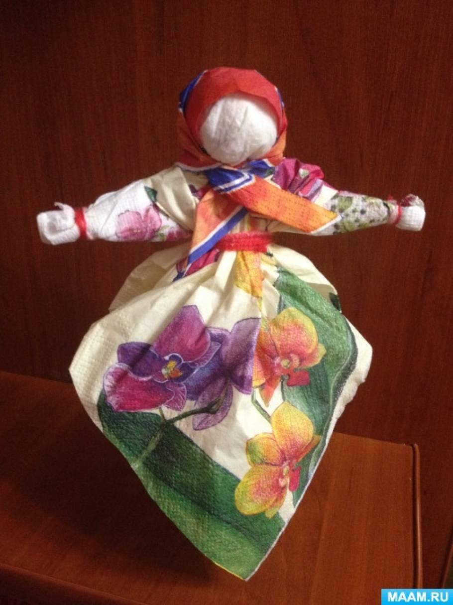 Изготовление куклы масленицы своими руками фото 322
