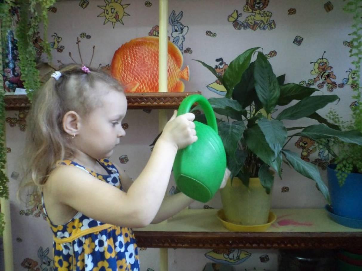 знакомство с белорусскими художниками в детском саду