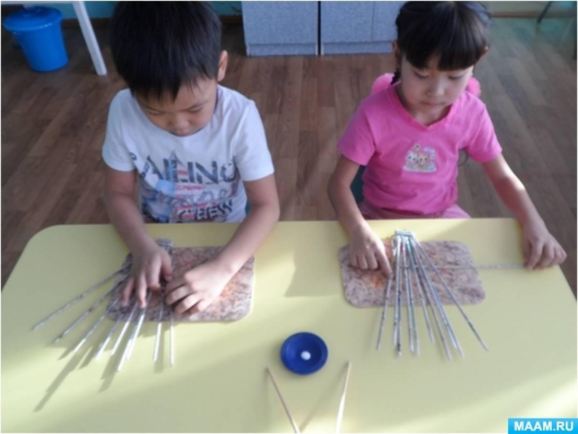 Мастер-класс по плетению из газетных трубочек «Подарок для мамочки»
