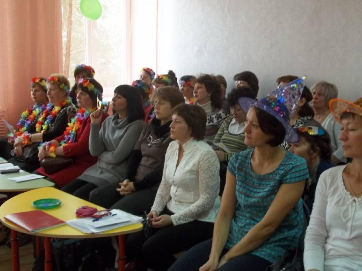 Фотоотчет о семинаре-практикуме «Организация театрально-игровой деятельности в ДОУ в условиях введения ФГОС ДО»