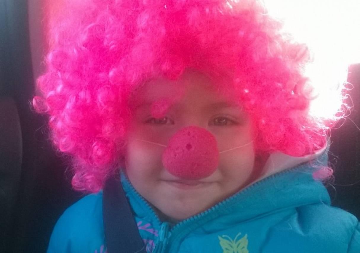 Как сделать нос клоуна своими руками фото 309