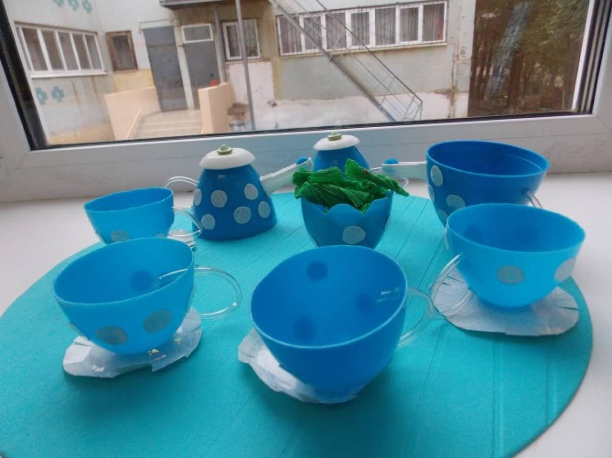 Поделки на тему посуды 580