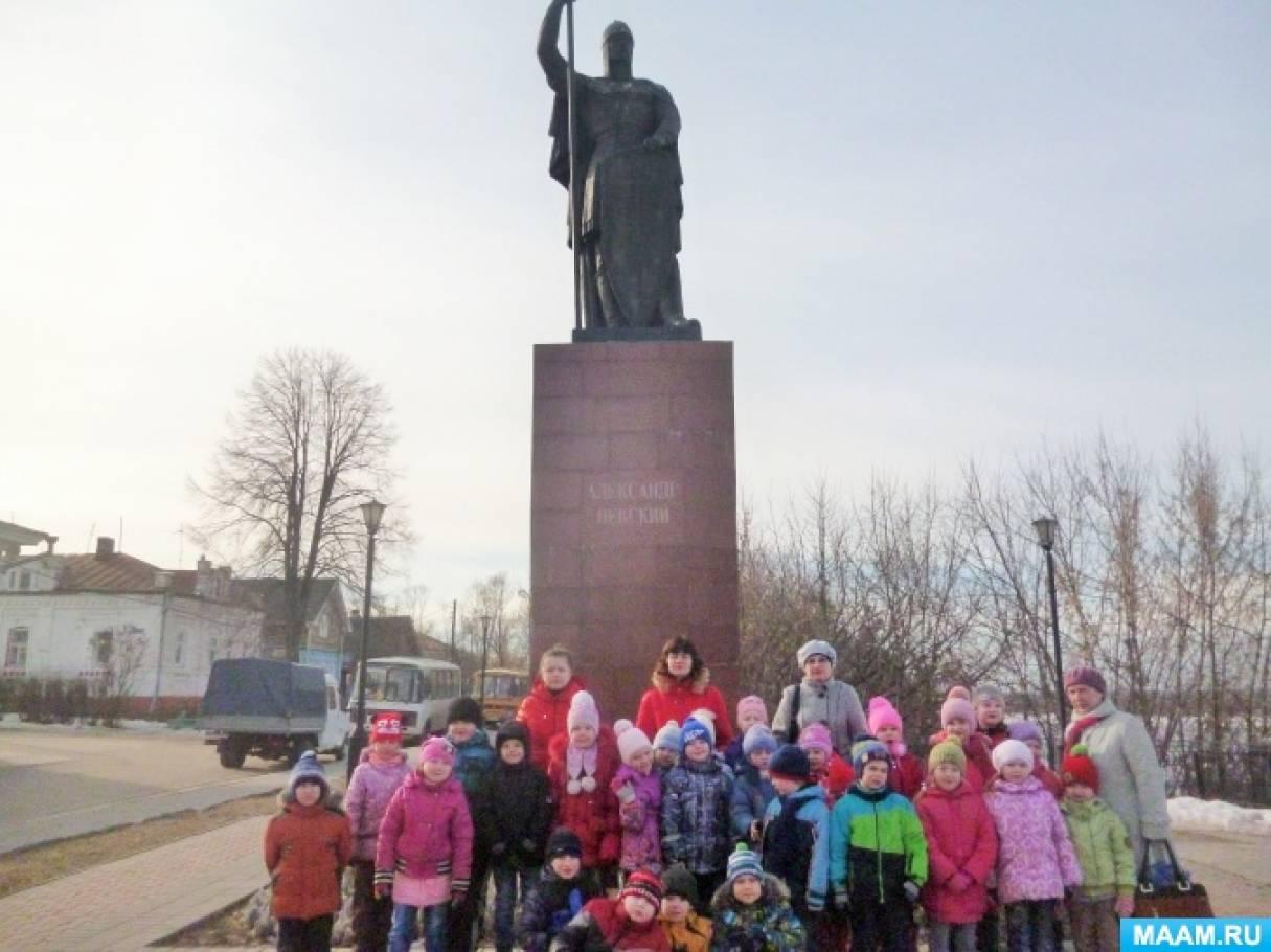 Фотоотчет об экскурсии в город Городец в Музей самоваров