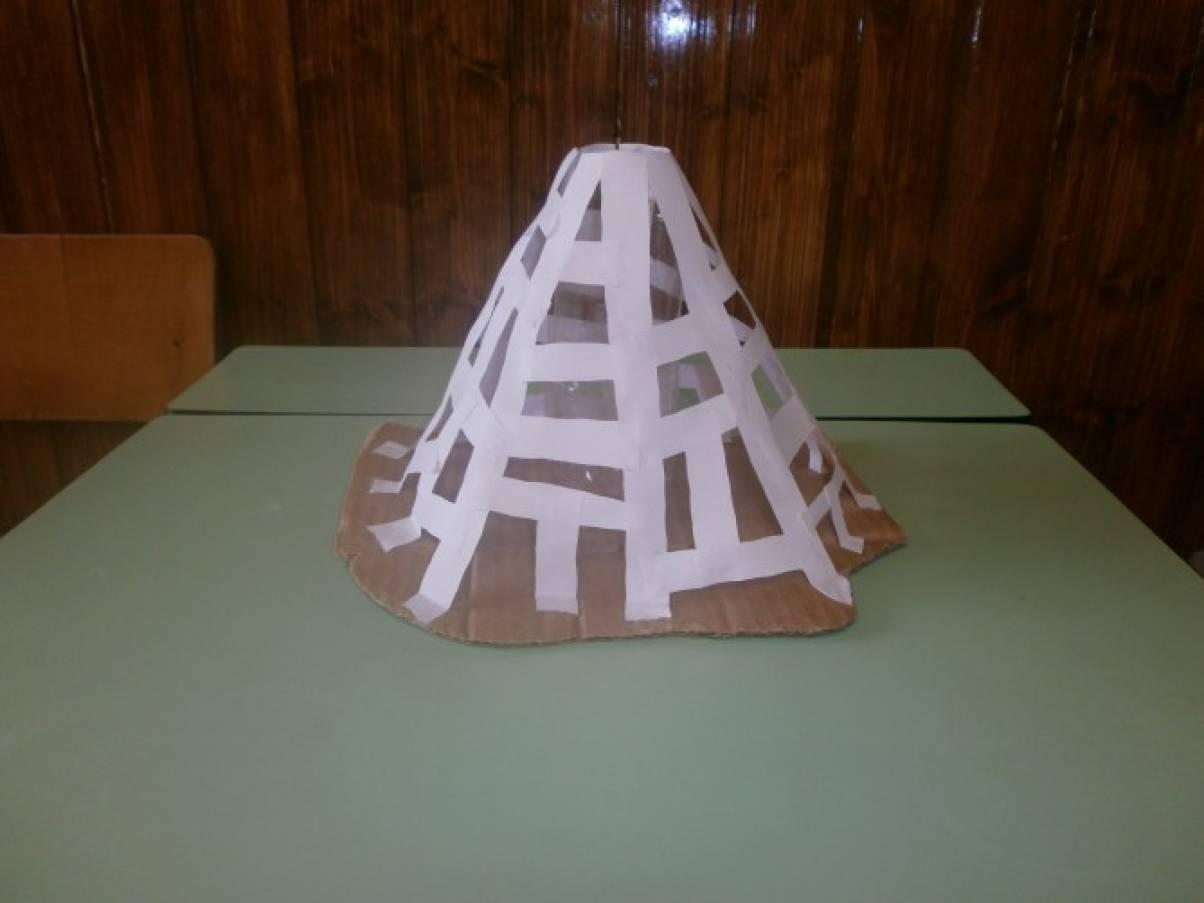 Как сделать макет горы фото 470