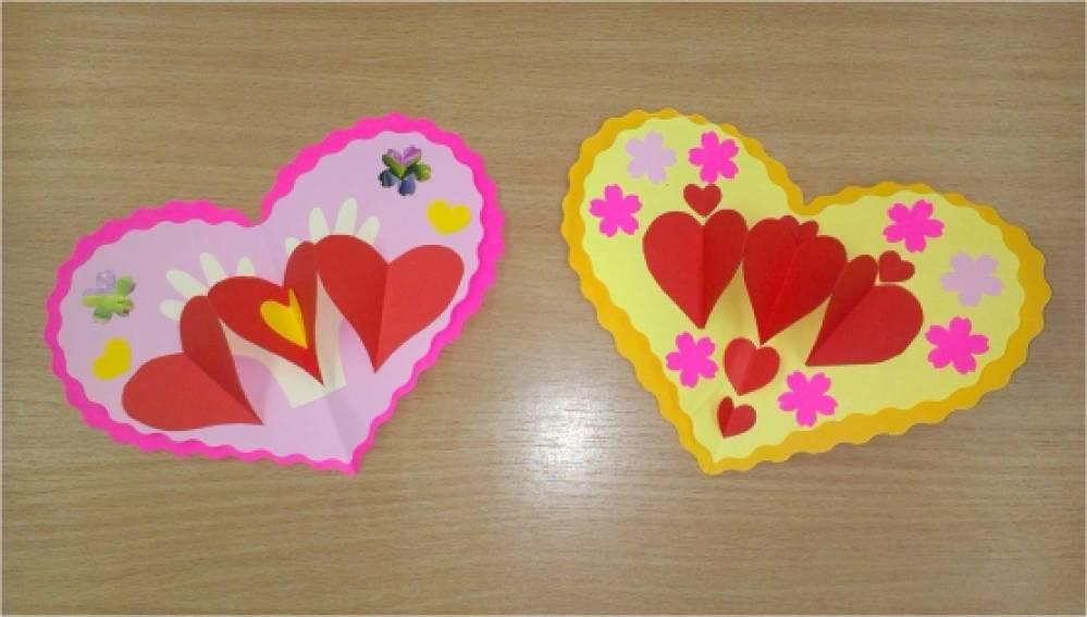 Валентинки своими руками для учителей