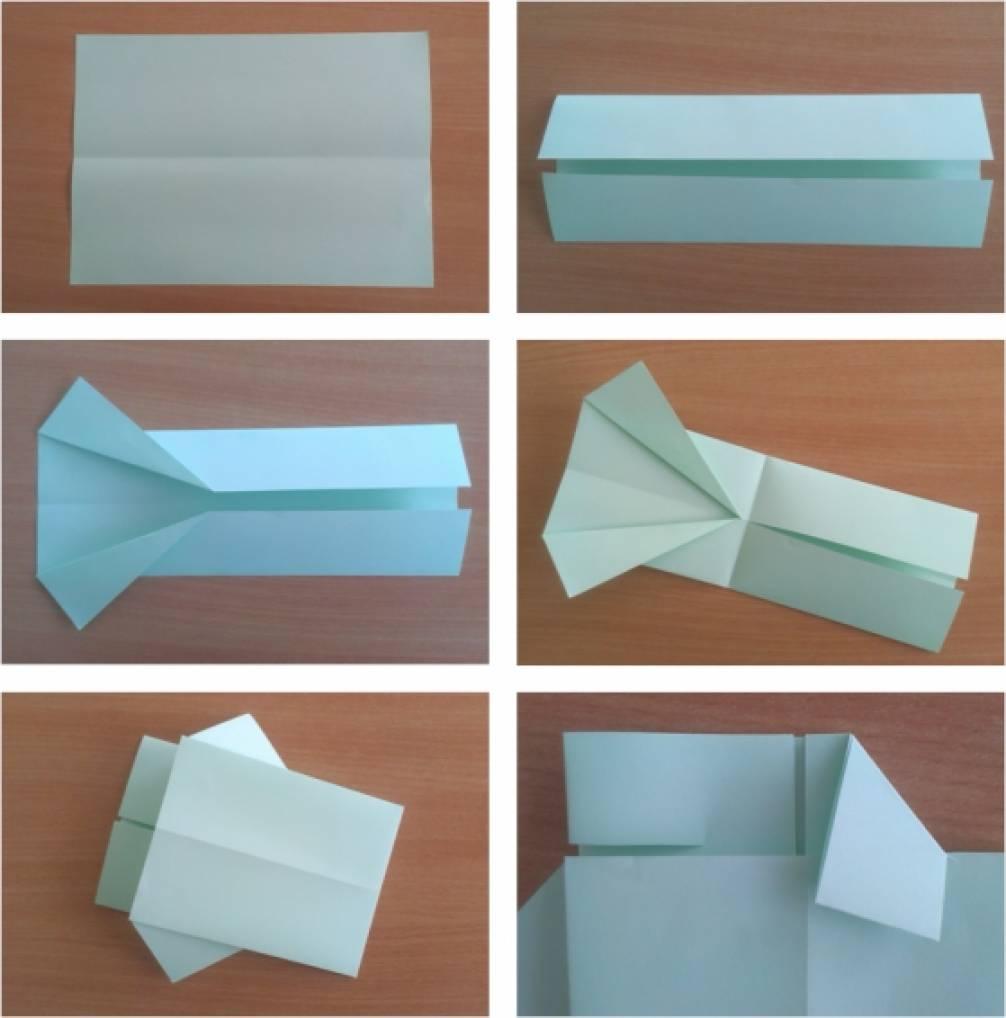 Как сделать рубашку из цветной бумаги