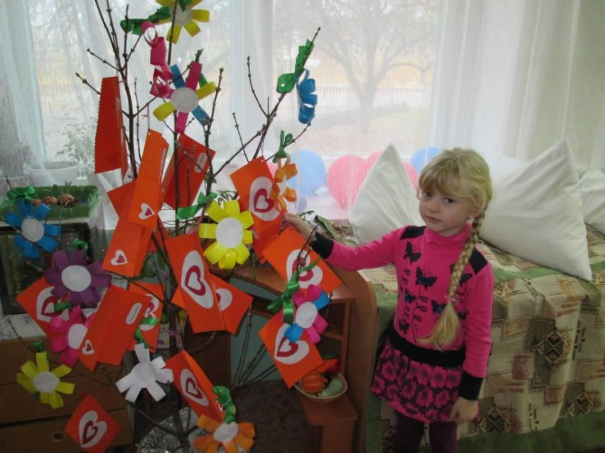 Сценарии дня матери в детском саду картинки
