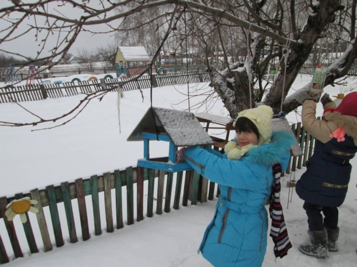 Конспект подвижной игры два мороза
