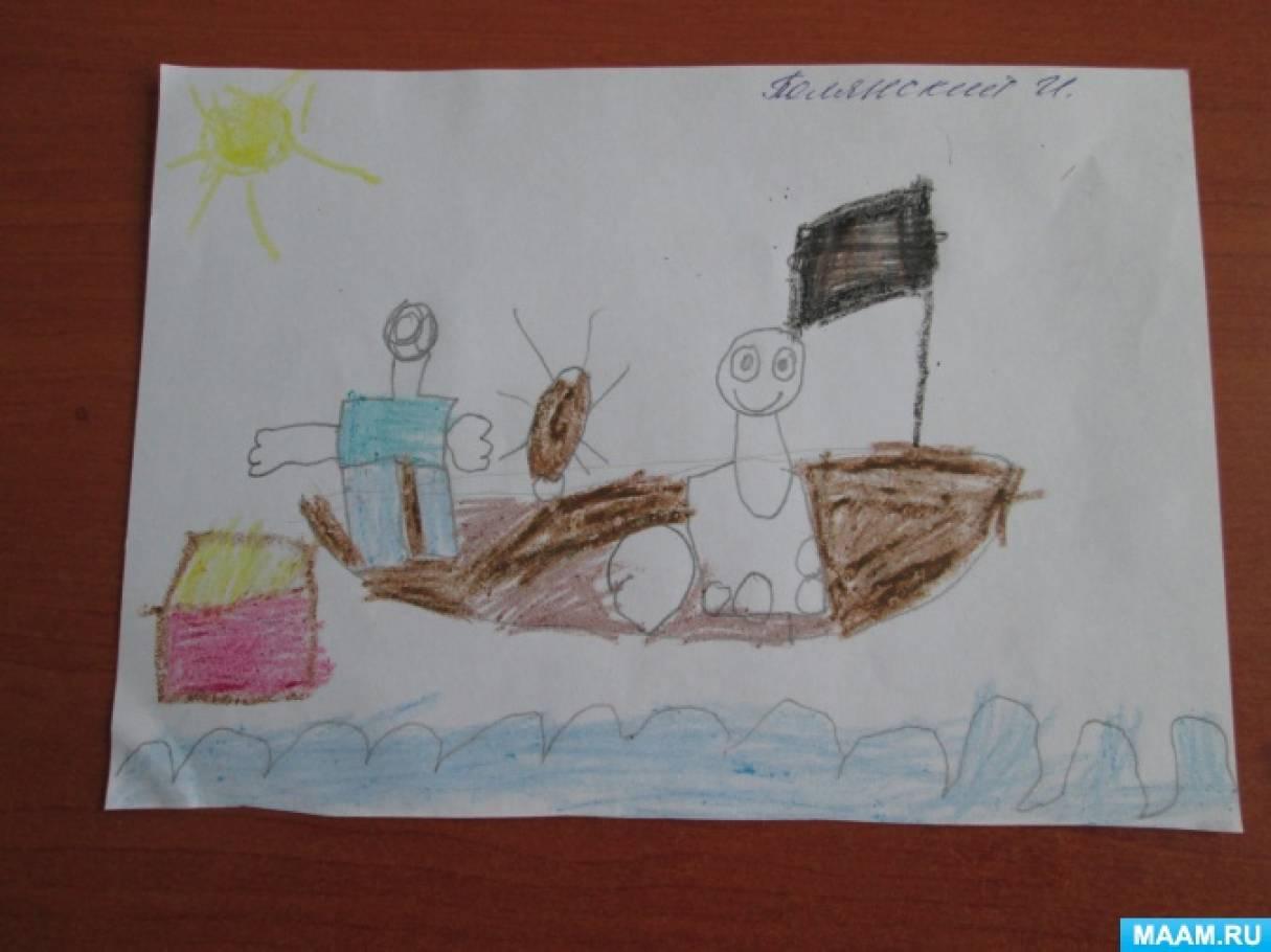 Детские работы (фотоотчет)