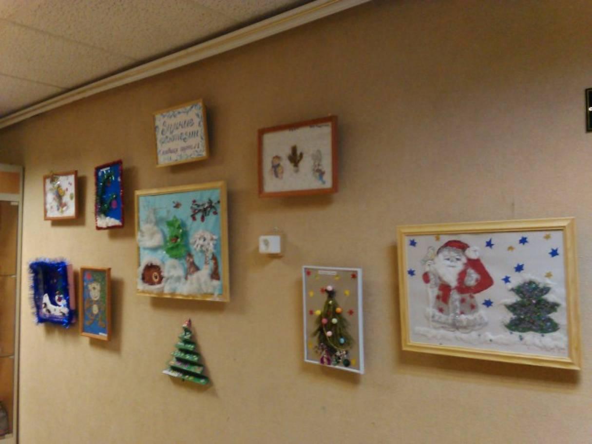 Картины своими руками для выставки в 401