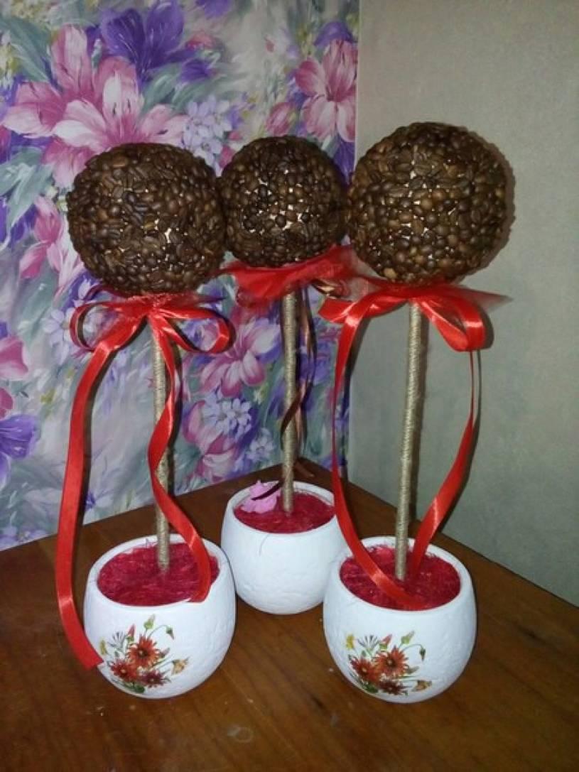 Подарки своими руками «Кофейное дерево»