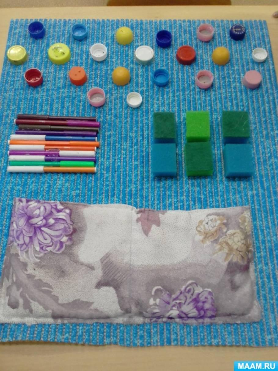 Массажные декоративные коврики, варежки для закаливания