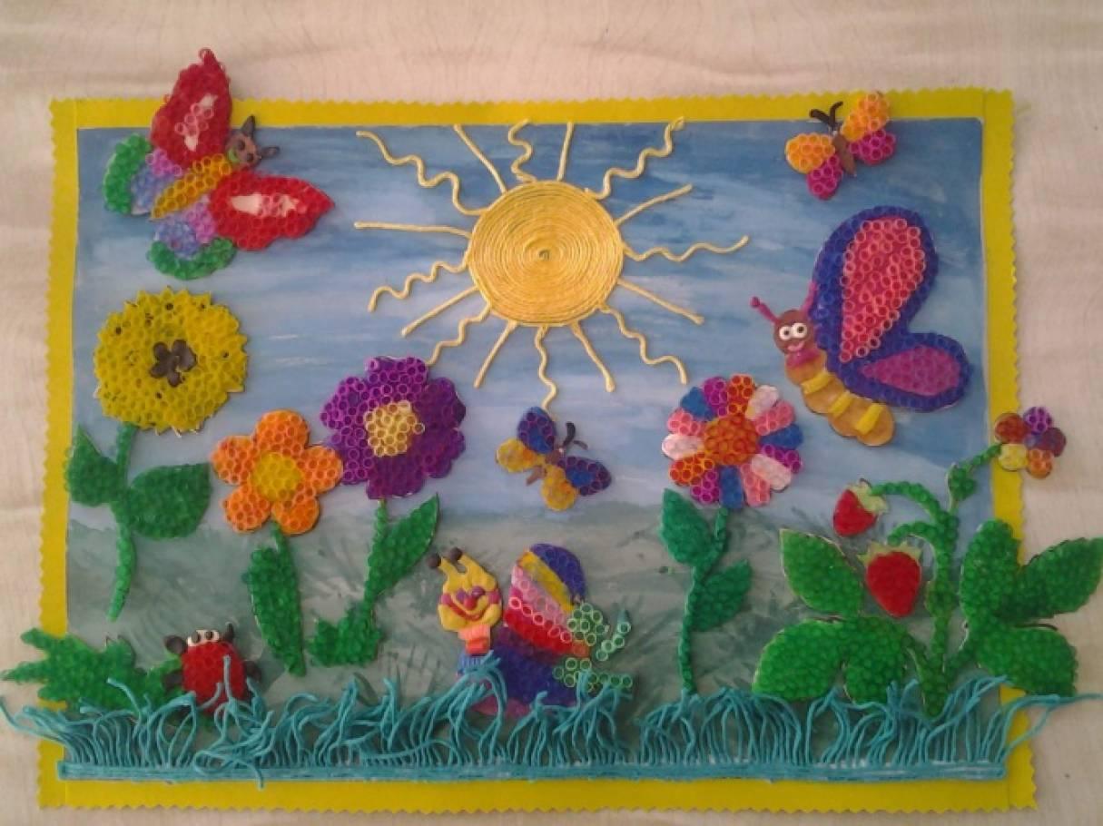 Творческая работа картинки из моего детства