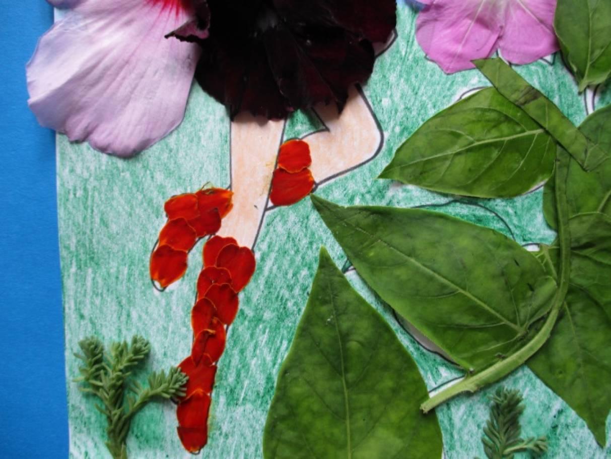 Картинки из лепестков роз своими руками 743