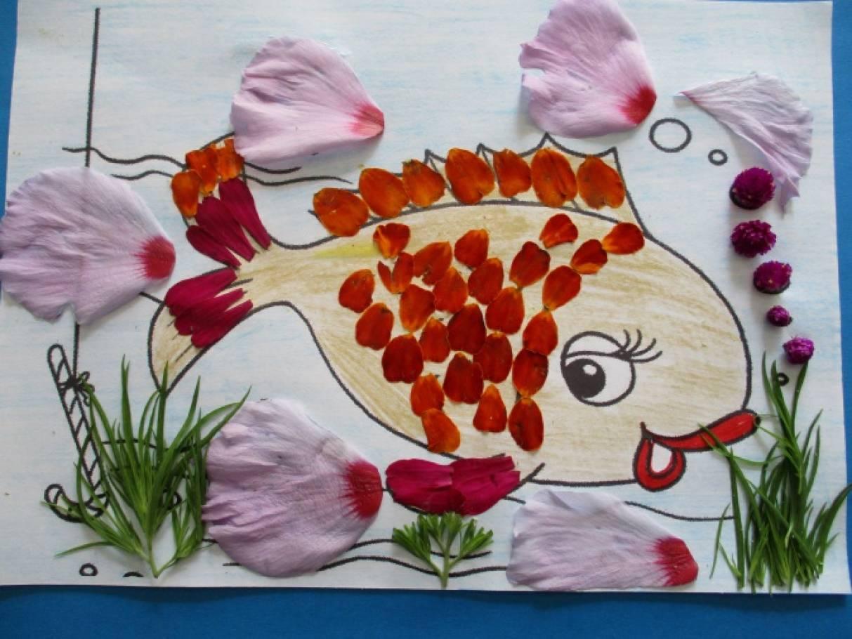 Открытка из лепестков роз живых своими руками на день учителя