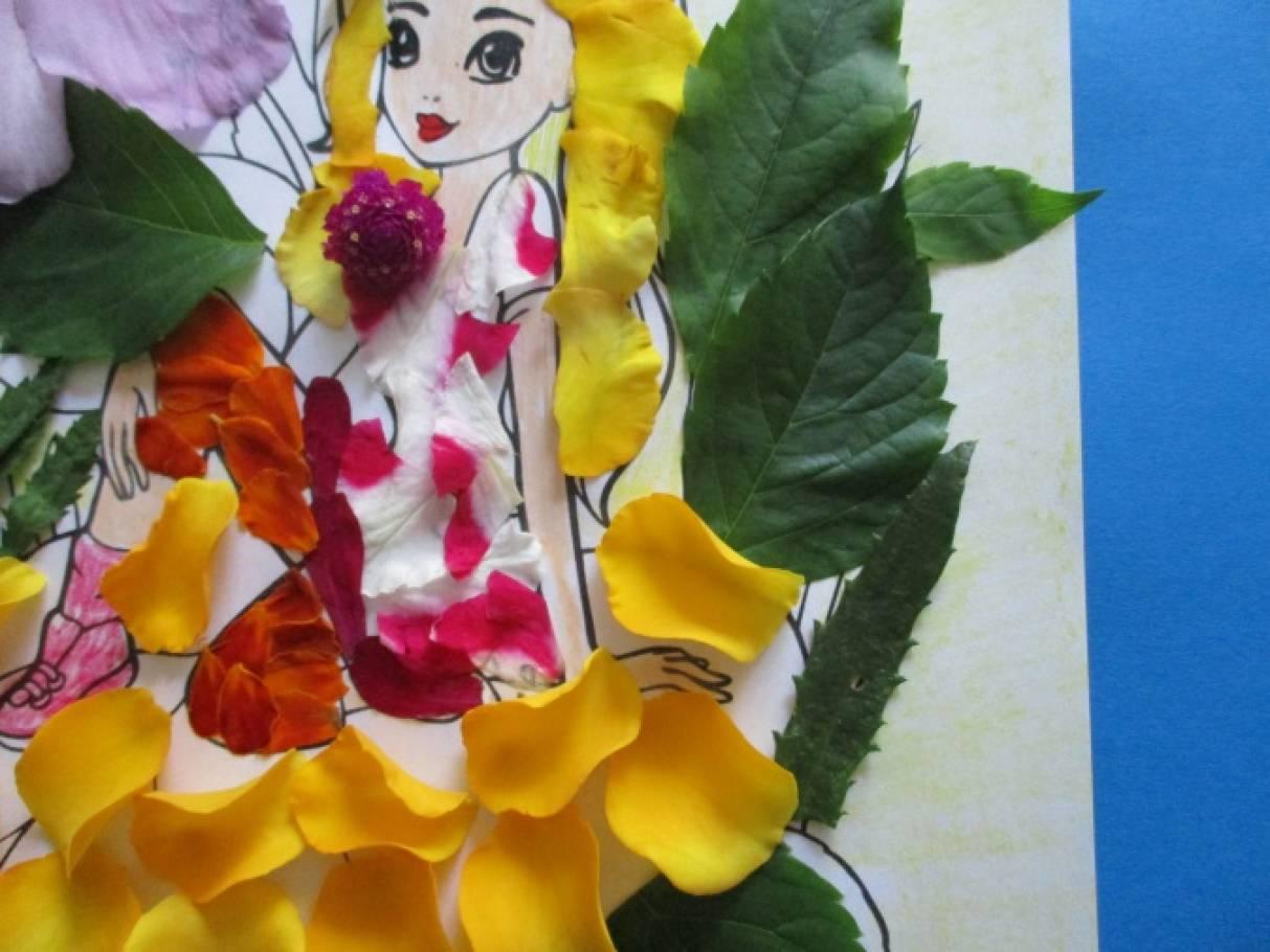 Открытка из лепестков роз живых своими руками на день учителя, почему тебя люблю