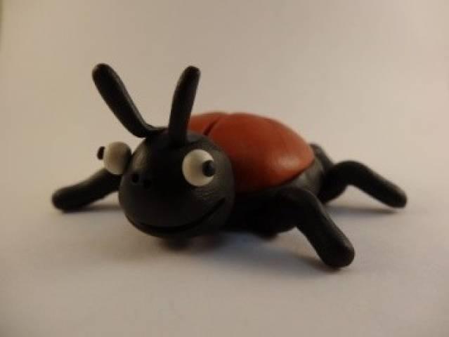 """Конспект заняття з ліплення в старшій групі «Комахи. Травневий жук"""""""