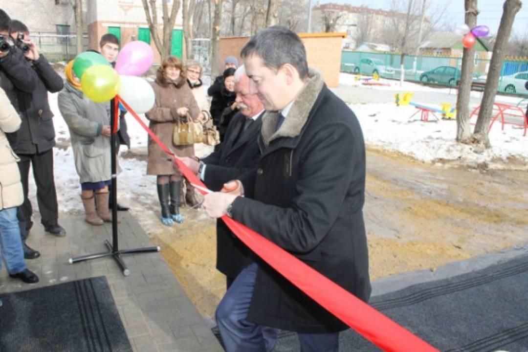 Открытие нового дошкольного учреждения (фотоотчёт)