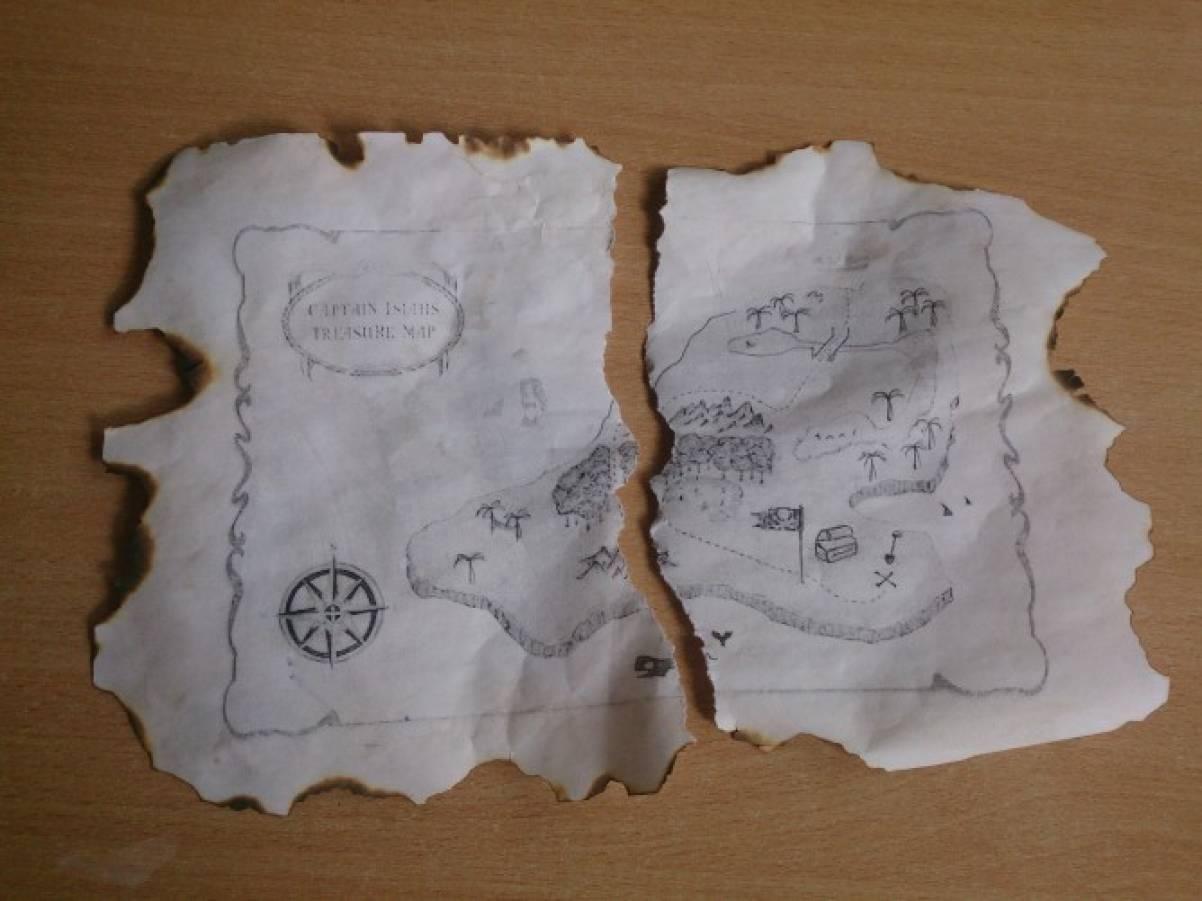 Сценарий похода для учащихся начальных классов «Пиратский квест»
