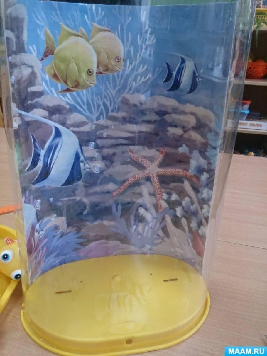 знакомства с аквариумом