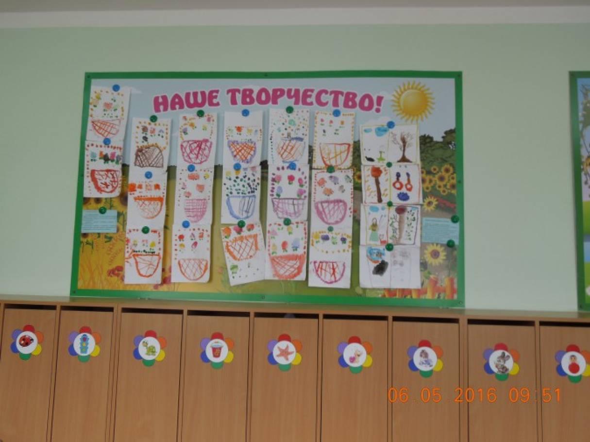 Фотоотчёт «Мой любимый детский сад— моя группа»