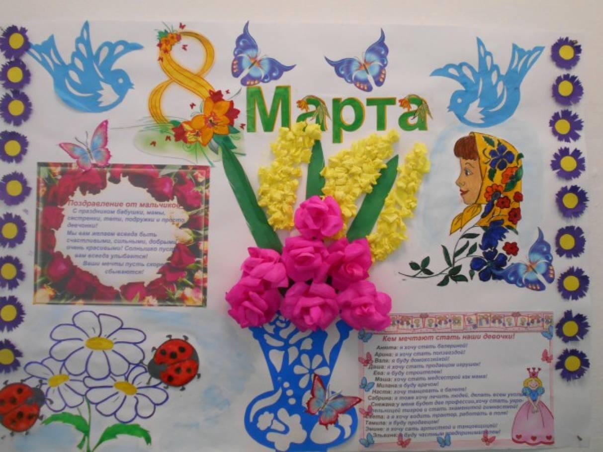 плакаты открытки для мам своими руками проект дома участке