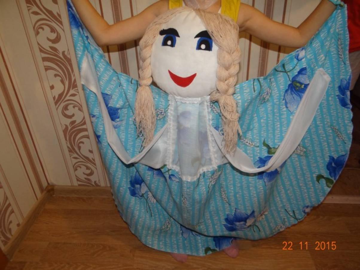 153 Куклы своими руками из платочков