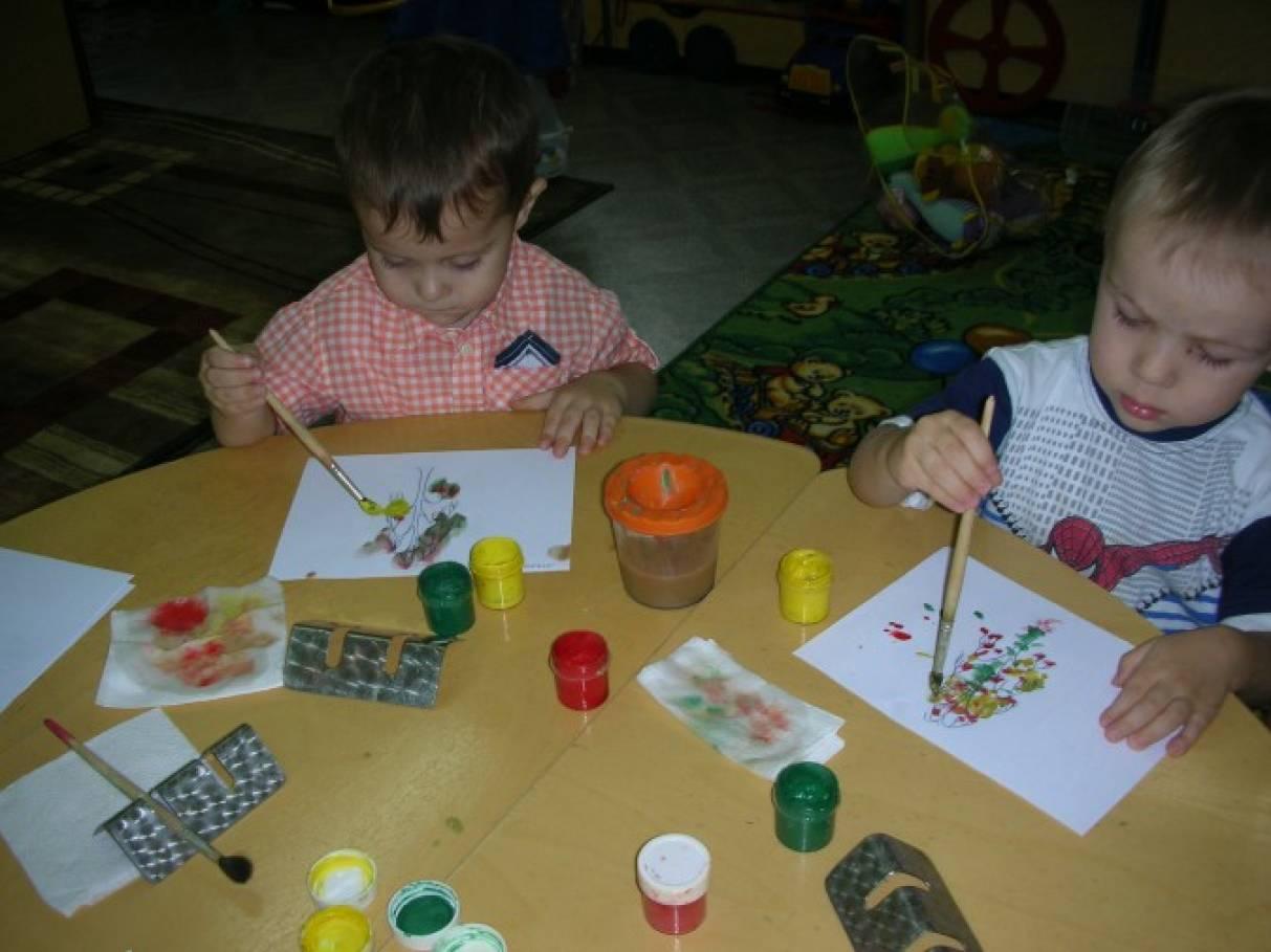 Краткосрочный познавательный проект для детей второй ...