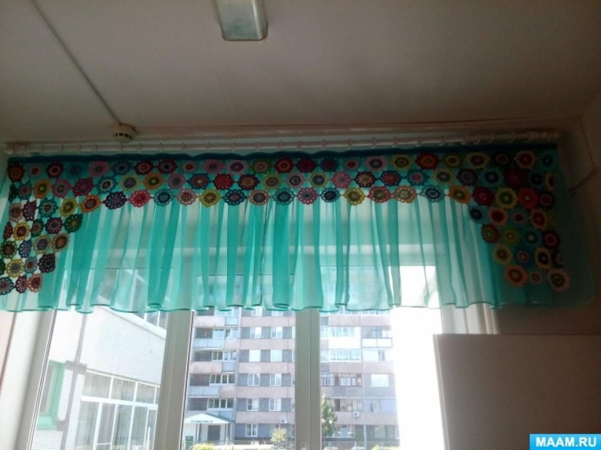 Мое хобби-вязание пособий для детского сада