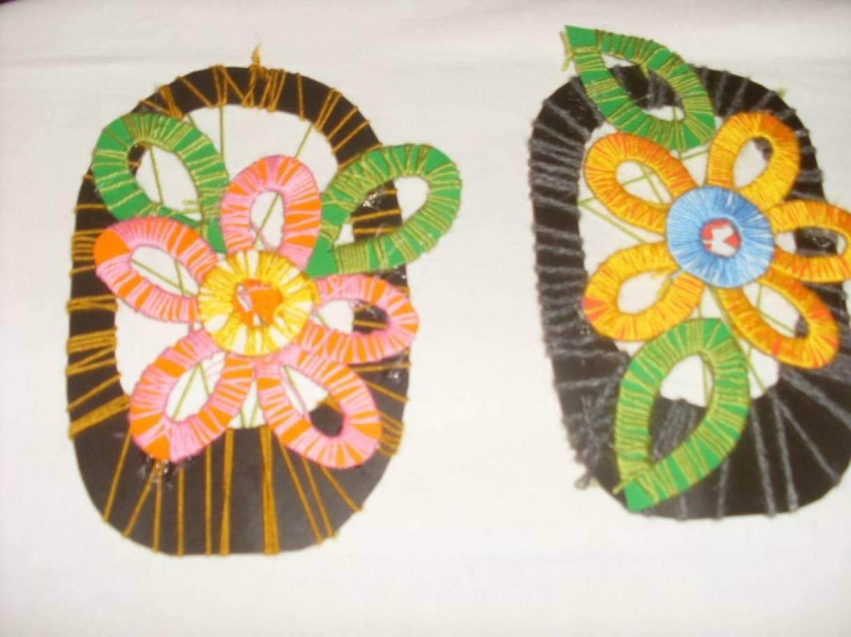 Картинки корзина цветов 2 класс из ниток, музыкальная открытка днем