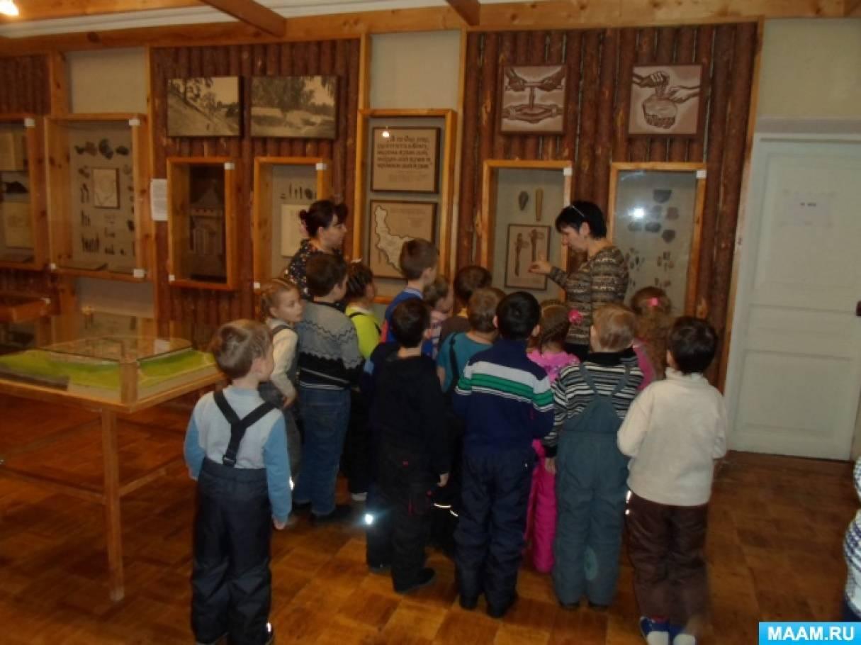 беседа с детьми знакомство с детским садом