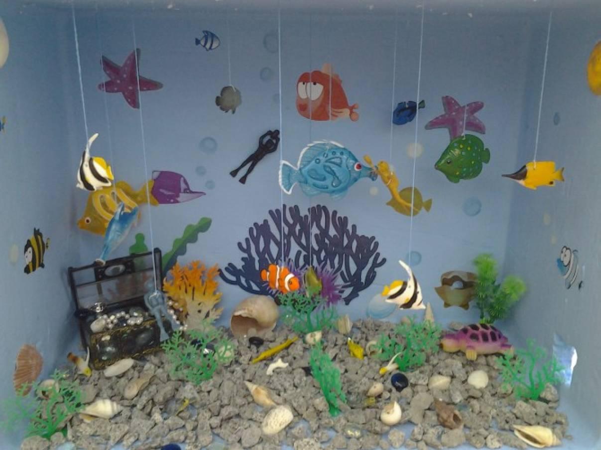 Макеты для уголка природы в детском саду своими руками 75