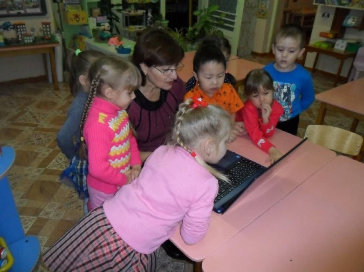 Наши будни в детском саду (фотоотчет)
