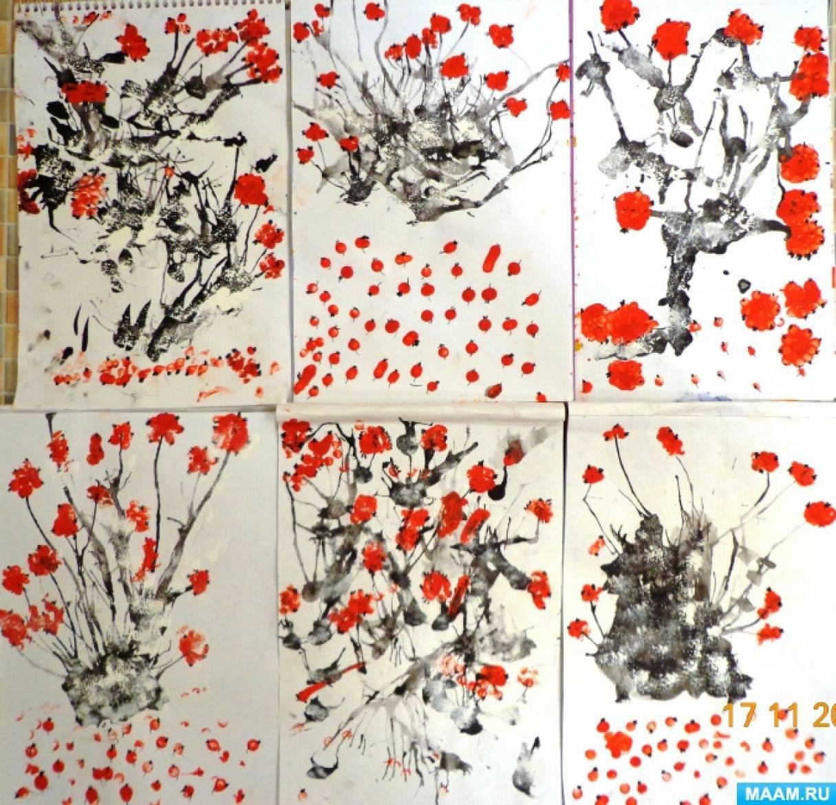 Развитие художественно-творческих способностей детей дошкольного возраста