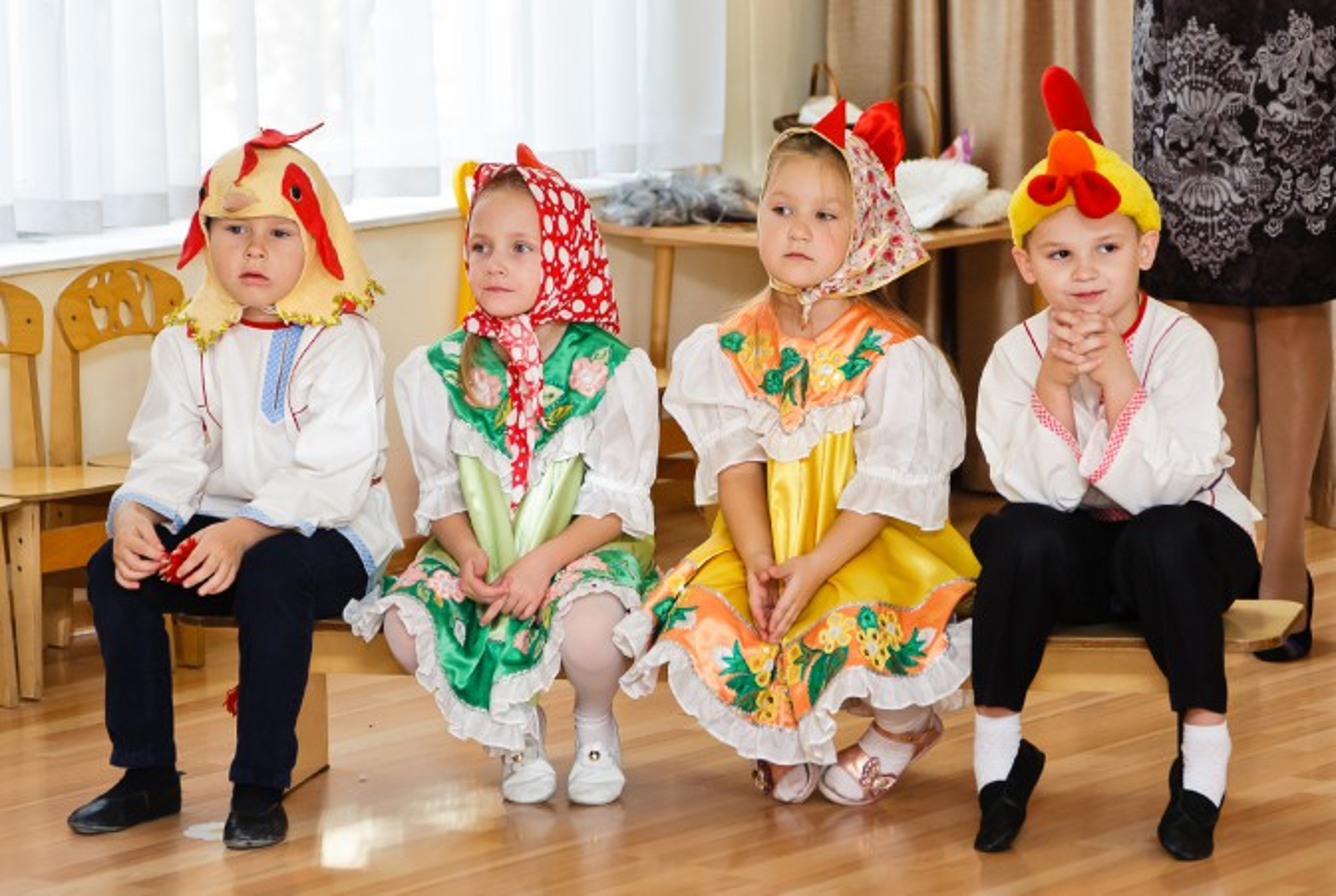 Сценарий сказки репка на новый лад для детей 3 4 лет