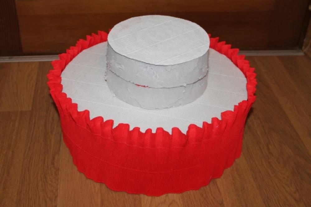 Как сделать торт из киндеров пошаговое 29