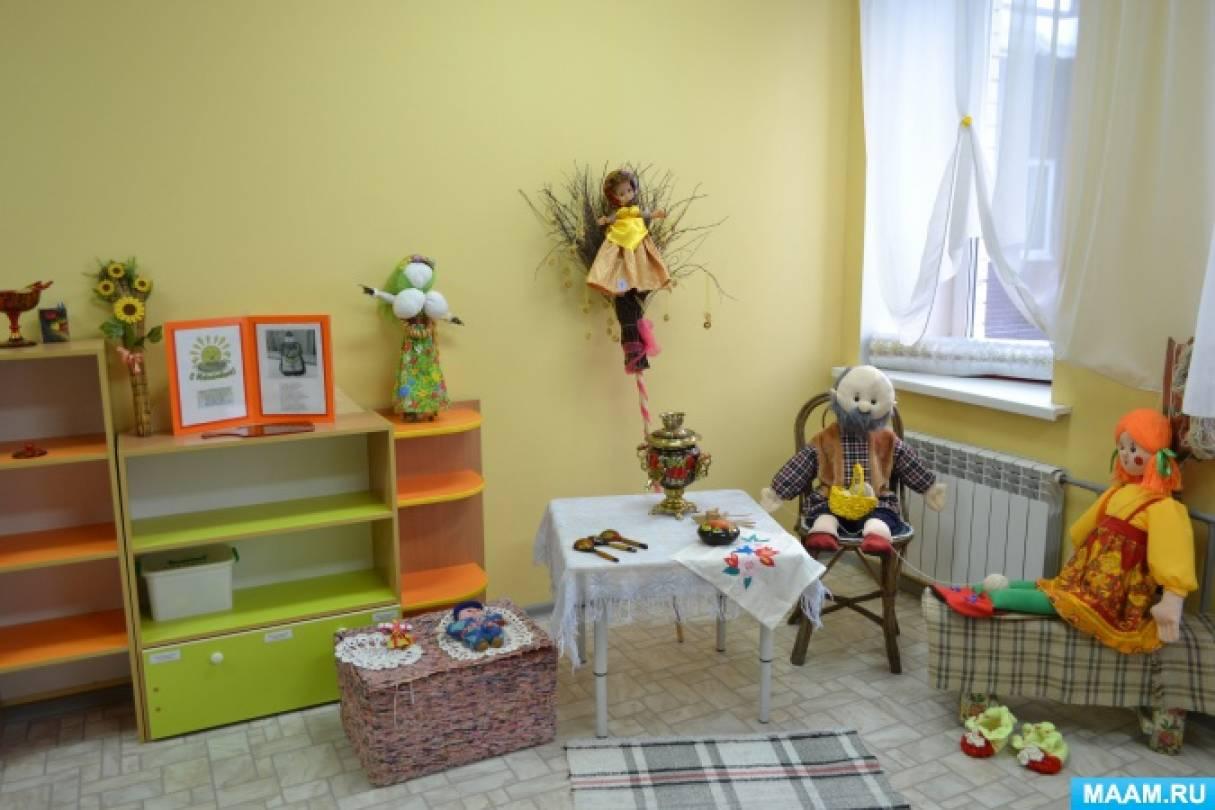 Фотоотчёт о мастер-классе для родителей «Мастерим жаворонков, кличем весну»