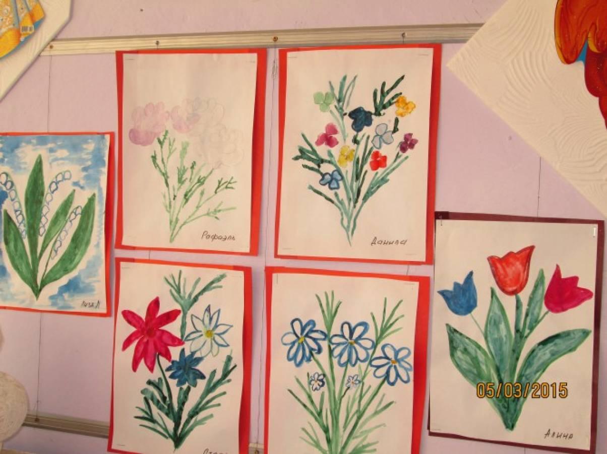 Картинки для, рисование картинки маме к празднику 8 марта старшая группа