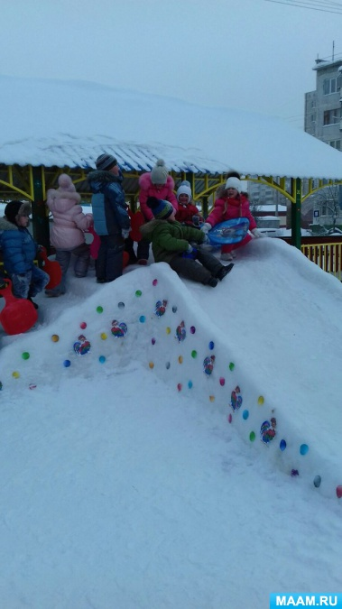 Как это сделано снежные шары