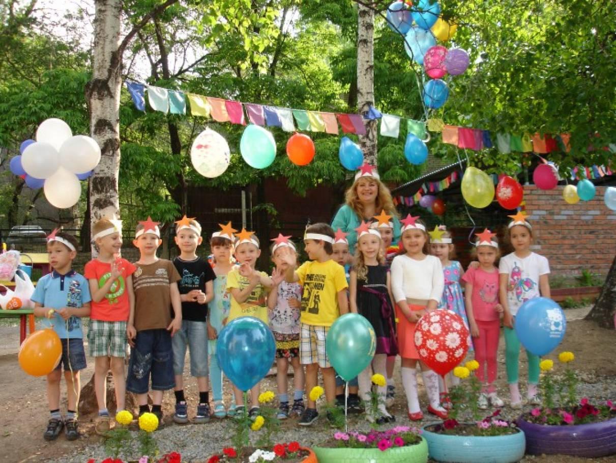 Праздник дню дошкольника