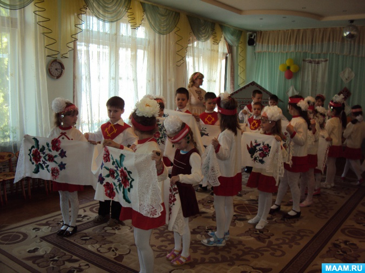 Фотоотчет люби и знай чувашский край