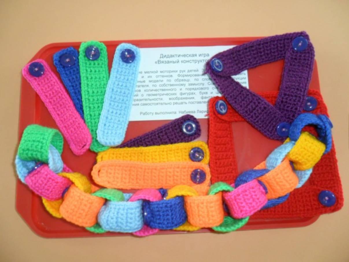Дидактические пособия своими руками для сенсорного развития детей - Маам. ру