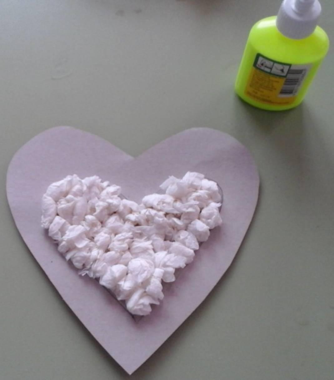 Как сделать сердце из мастер класс 480