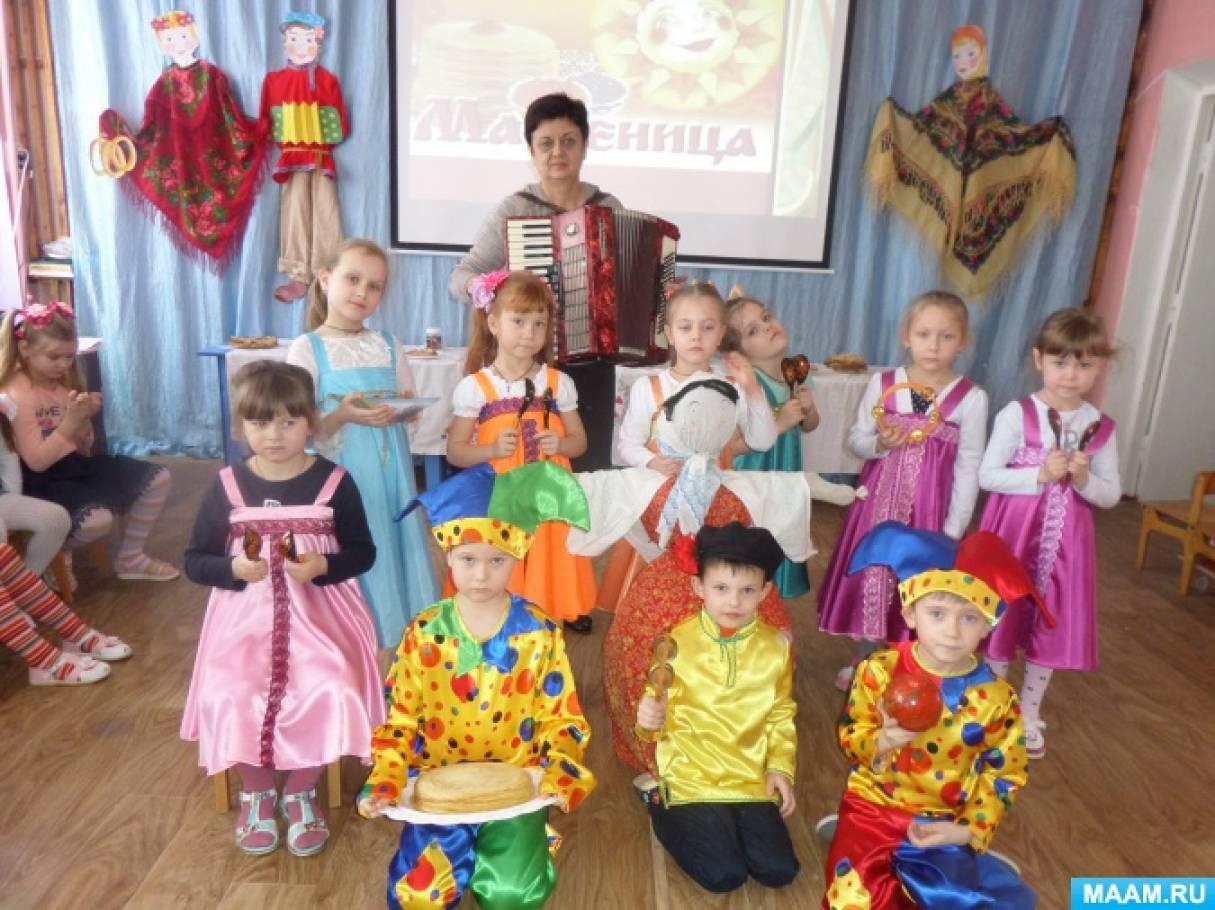 Театр и музыка в жизни дошкольника