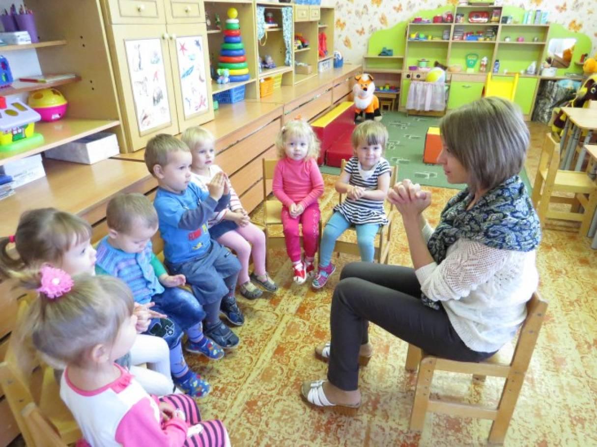 игры для знакомства детей друг с другом в доу