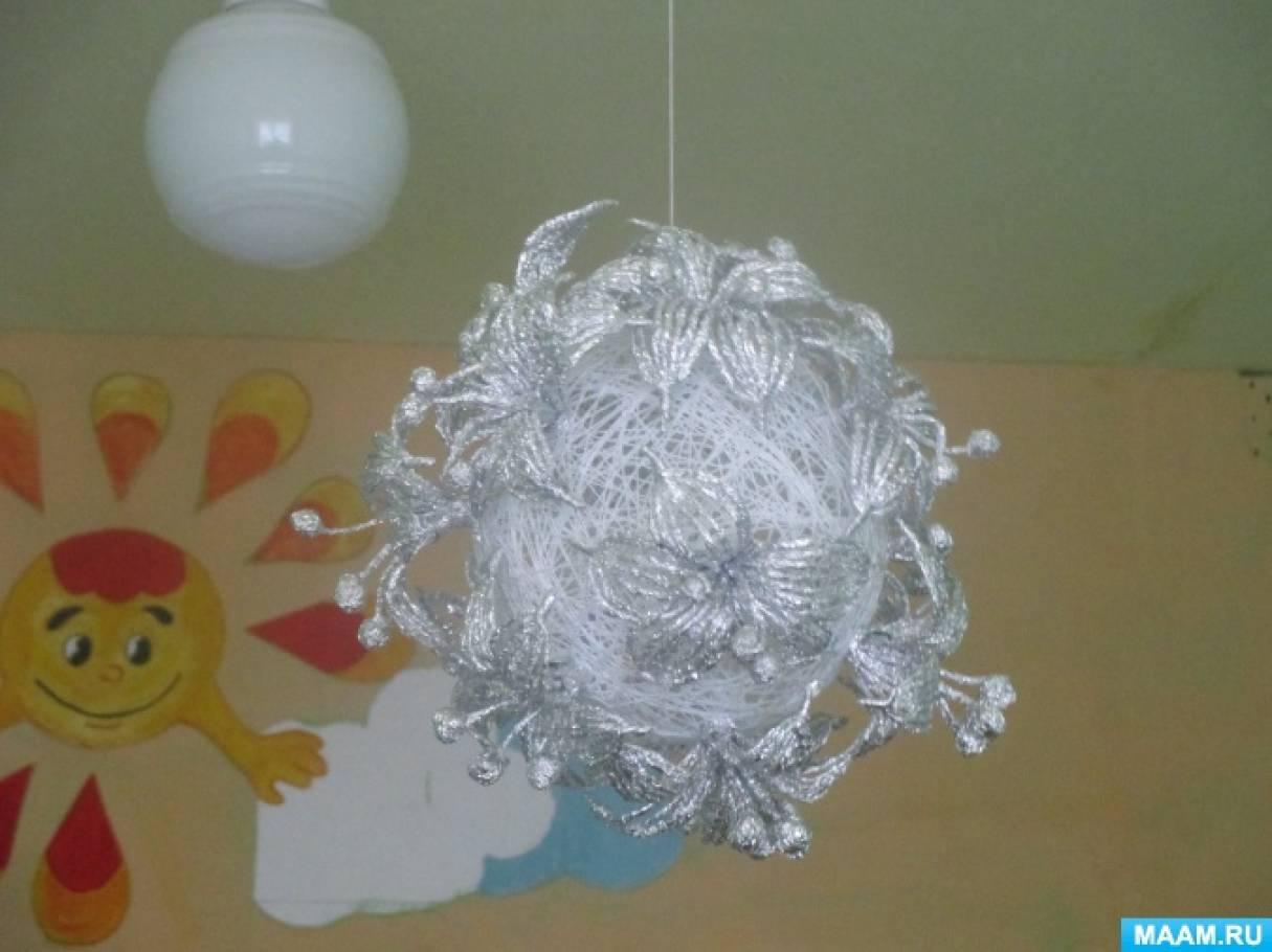 Мастер-класс. Плетение из фольги «Ажурные лилии»