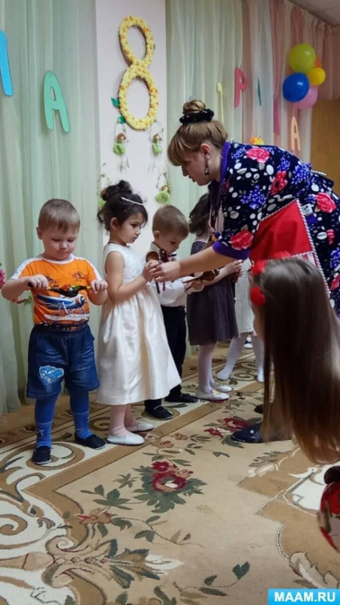 Праздник масленица для детей дошкольного возраста