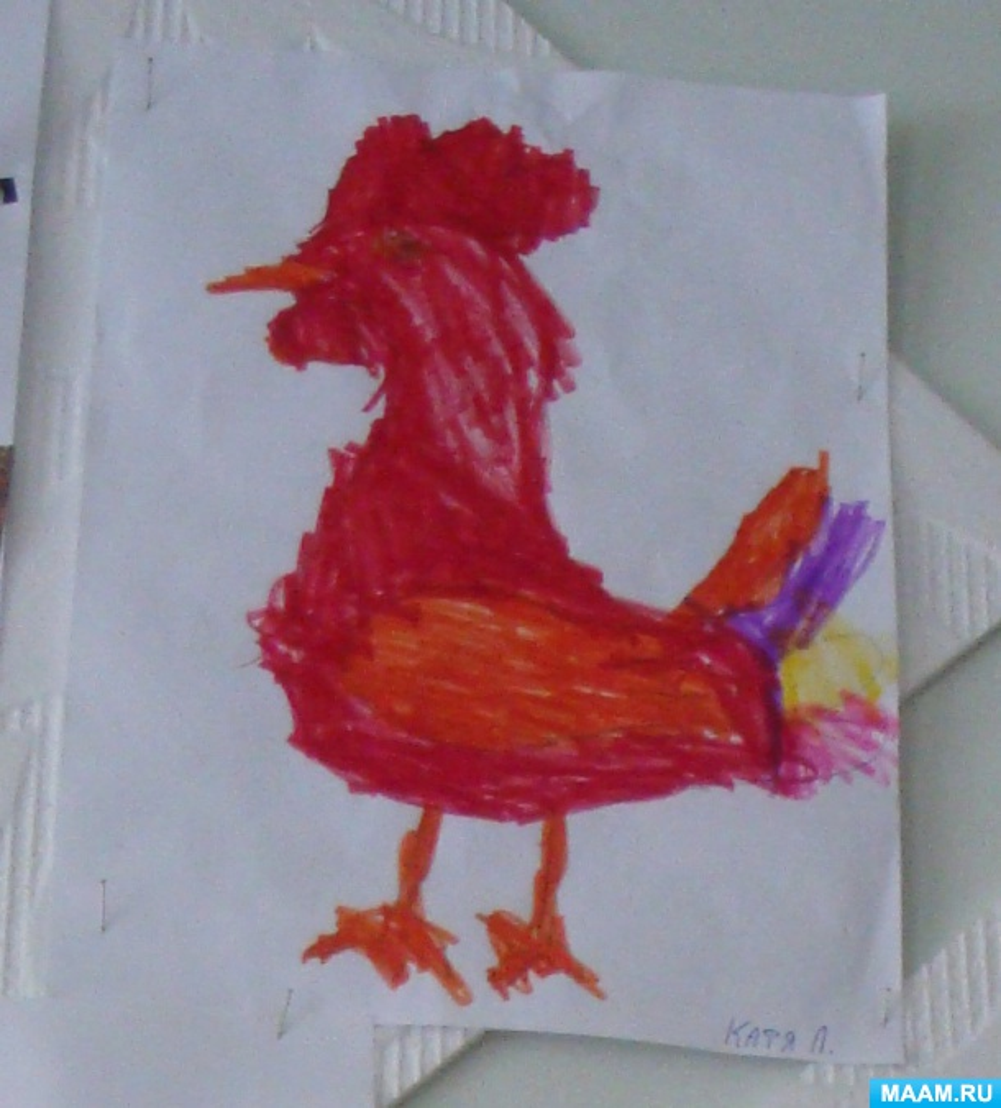 Картинки, открытки петушок своими руками