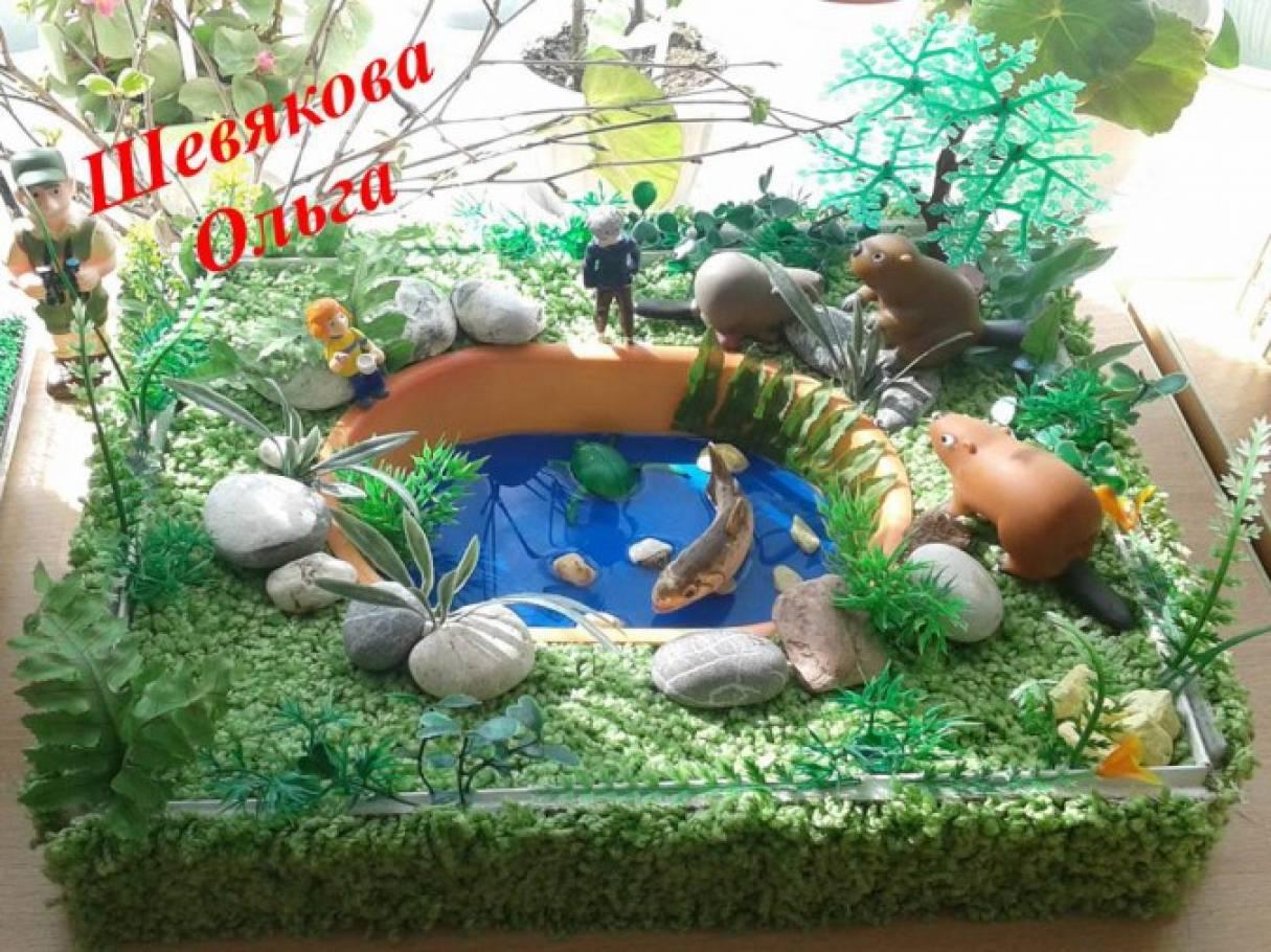 Макеты по экологии в детском саду своими руками 52